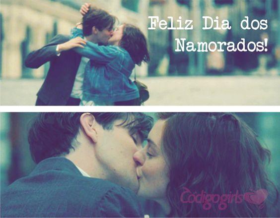 Seu namorado merece um beijo! :)