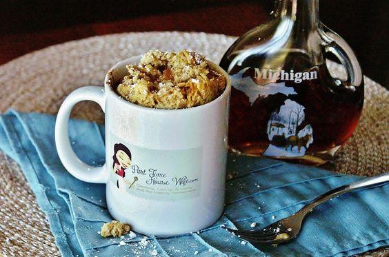 French Toast…in a Mug!
