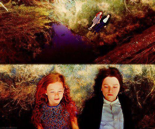 severus snape lily evans | Severus Snape&Always ...Young James Potter Scene