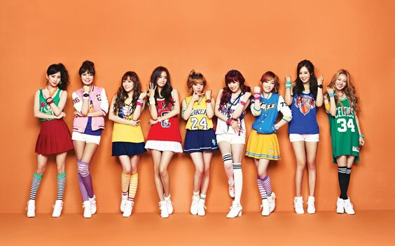 SNSD Girls Generation 2013 Photoshoot