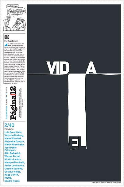 Página 12 y muerte de Videla