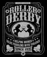 Bildergebnis für roller derby shirts