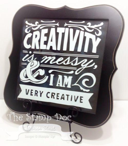 Creativityframed: