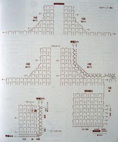 شغل ابره NEEDLE CRAFTS: سويت شيرت للبنوتات كروشيه - crochet sweet-shirt
