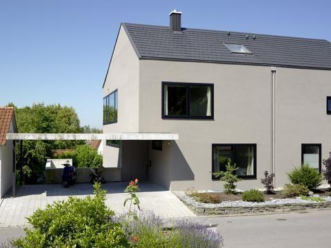 Schoner Wohnen Wettbewerb Haus Des Jahres 2009 5 Platz Bs In 2020 House Styles Modern House Exterior House Exterior