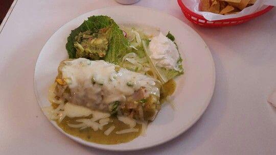 Green Burrito