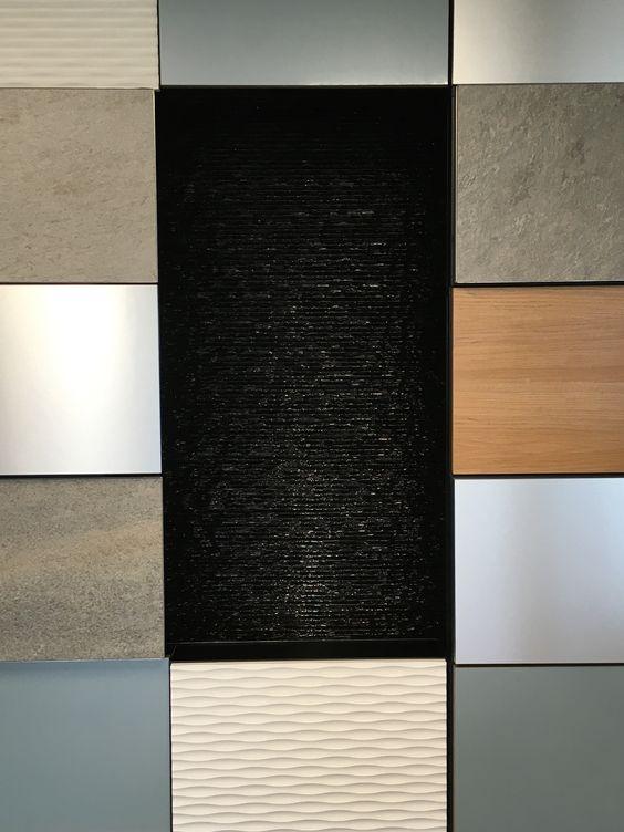 Mur du0027eau résine texturée Murs du0027eau Pinterest