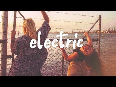 Alina Baraz Electric Feat Khalid Lyric Video Ryan Riback