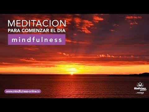 Introducir La Meditación De La Mañana En Tu Rutina Diaria Es Una Forma Muy Saludable De Empezar El Día Aquí Enco Meditacion Afirmaciones Positivas Mindfulness