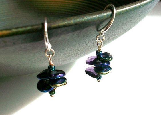Adèle earrings | Flickr - Photo Sharing!