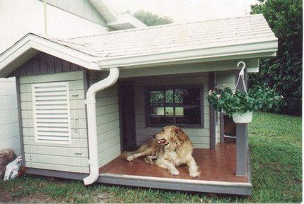 Dog houses luxury dog house and indoor dog houses on pinterest - Unique indoor dog houses ...