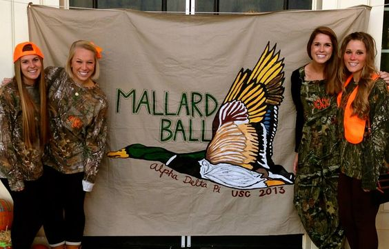 Mallard Ball at USC