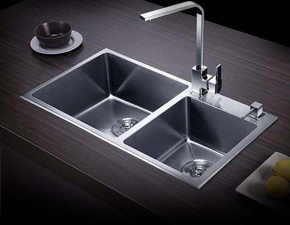 Chậu rửa bát Korea lựa chọn hoàn hảo trong tầm giá hơn 1 triệu