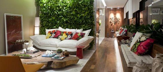 Dena Interiores  : Jardim Vertical