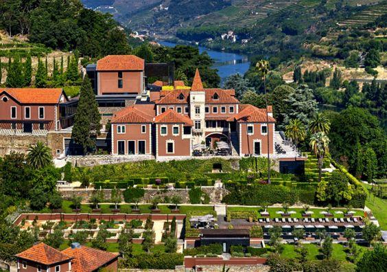 Luxury Douro Valley Resort, Hotel Spa Portugal - Six Senses Douro Valley