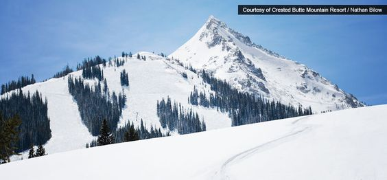 Crested Butte Mountain Ski Resort