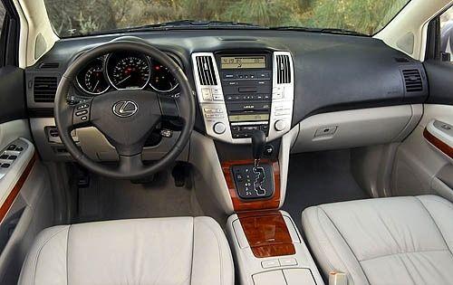 2006 Lexus Rx 330 Interior In 2020 Lexus Lexus 330 Tyre Size