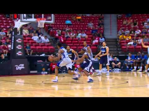 7.18.13 | Kent Bazemore Hammers it Down