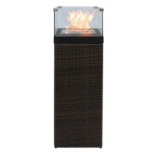 bio ethanol feuers ule feuerschale feuerstelle feuerkorb kamin ofen f r garten und terrasse aus. Black Bedroom Furniture Sets. Home Design Ideas