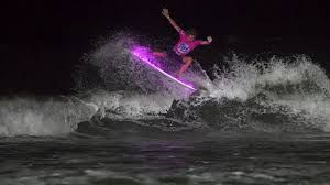 Image result for world surf league night august 2016