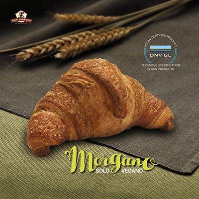 Morgano, il cornetto vegan di San Giorgio spa