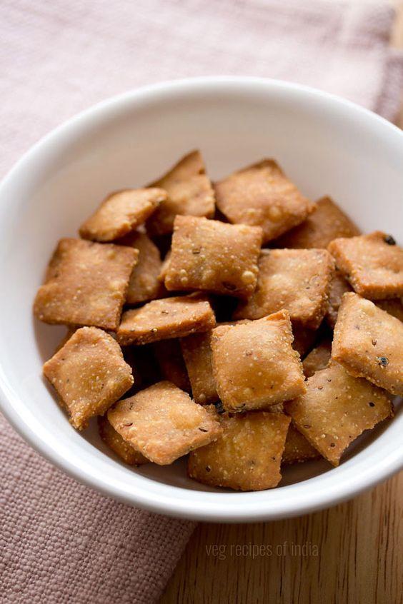 savory shankarpali recipe - crisp and savory fried snack made during festive occasion, especially in maharashtra.  #shankarpali