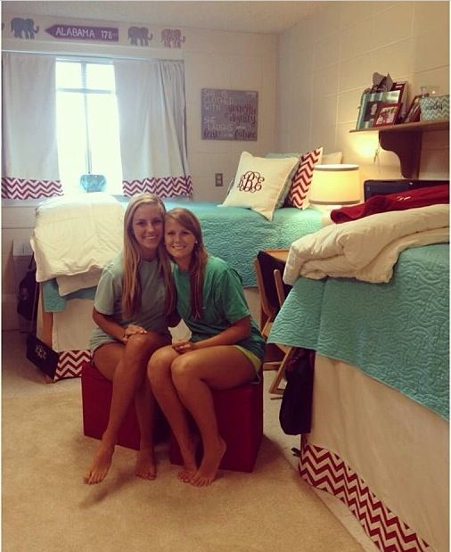 Getting Along With Your College Roommate Layout The