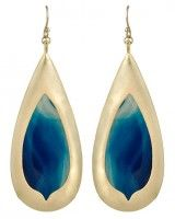 Yum, this reminds me of peacock feathers! KendraScott