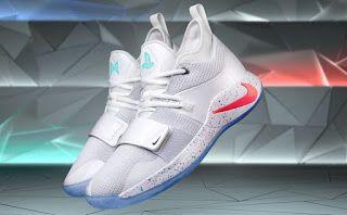 Playstation x Nike PG 2.5 'White