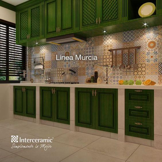 Interceramic Cocinas Rusticas Buscar Con Google Casa