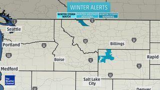 Winter Alerts in June!!
