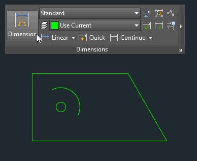 AutoCAD/LT 2016 New Dimension Tool
