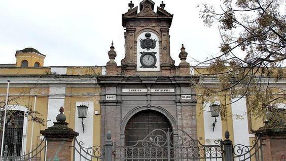 Fábrica de artillería, Sevilla