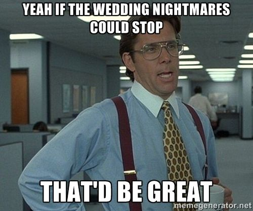 Meme Your Wedding Planning Mood 1