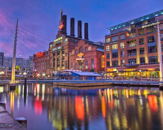 Fun Date Ideas In Baltimore Maryland