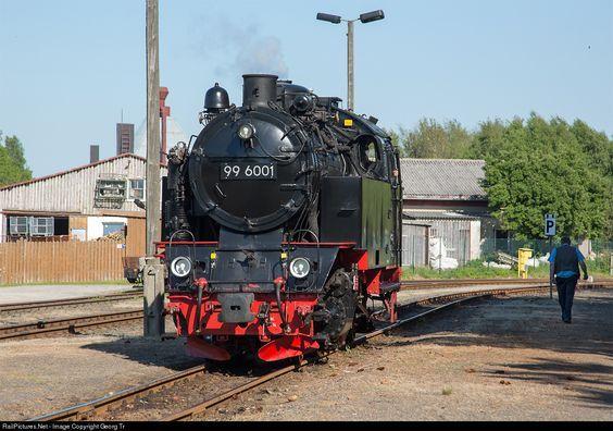 RailPictures.Net Photo: 99 6001 Harzer Schmalspurbahnen 99 at Stiege, Germany by…