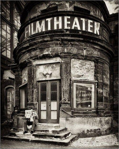 Filmtheater in Dresden