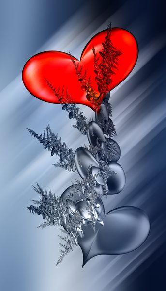 Liebeserklärung Art Print
