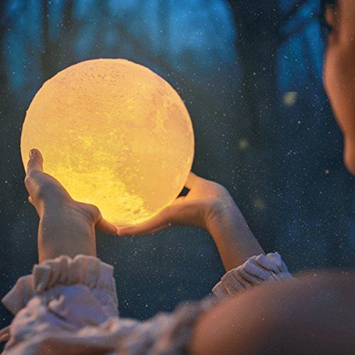 Batman Symbol Night Light Moon Light Lamp Luna Moon Lamp Modern Home 3d Printing Lamp Warm Yellow Cool Moon Light Lamp Moon Nightlight Nursery Night Light