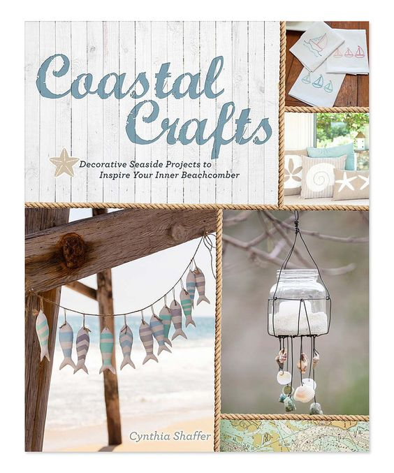 Look at this Coastal Crafts Paperback on #zulily today!