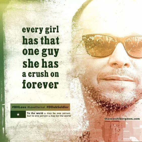 Donnie Wahlberg #BhLove