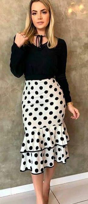 Awesome Polka Dot Outfits