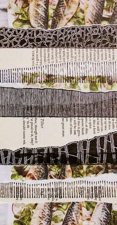 Rebecca Blair ArtworkMoleskine 03, #056