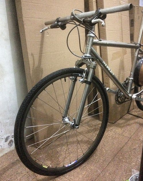 Merlin With Expedition Ird Interlock Racing Design Ti Forks Vintage Mountain Bike Vintage Bikes Cool Bikes