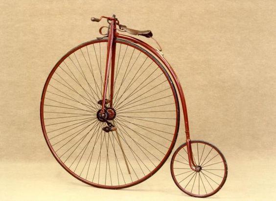 ההיסטוריה של האופניים