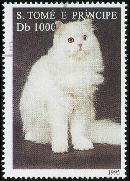 São Tomé and Príncipe 1995 Cat Stamps
