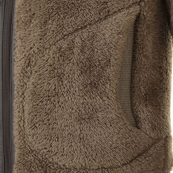 Highland Park SHAGGY FLEECE JACKET | // POCKET // | Pinterest