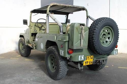 Jeep Willys CJ6 (LHD) (1951) (picture 4 of 6)