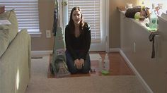 How to Remove Mold Stains From Carpet