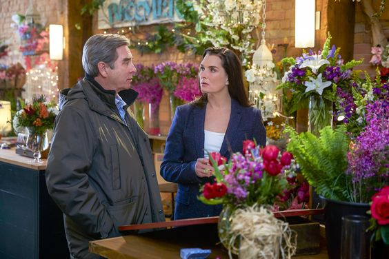 """Hallmark Movies & Mysteries movie """"Flower Shop Mystery: Dearly Depotted,""""  7-20 9PM"""